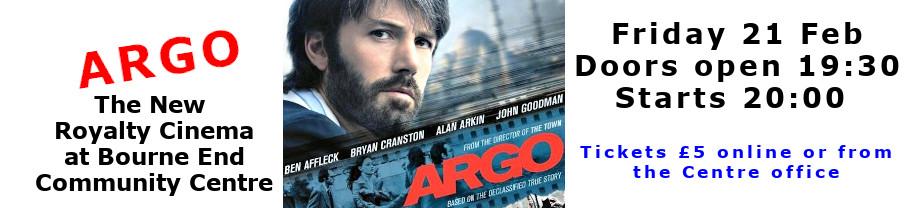 The New Royalty - Argo