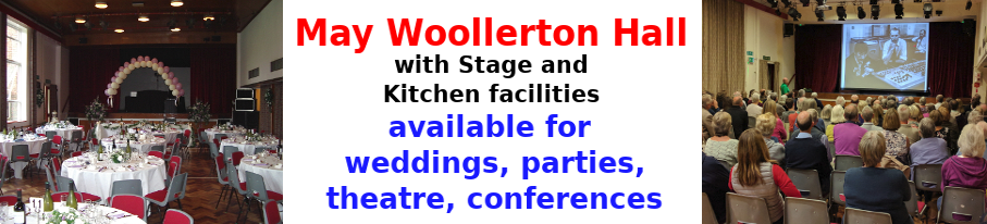 May Woollerton Hall
